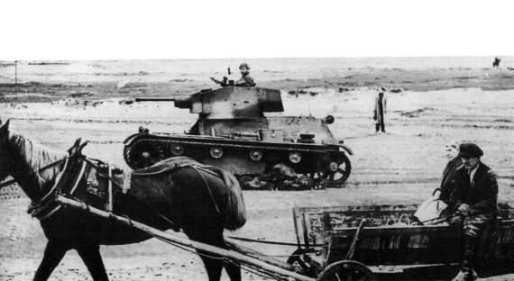 Сколько танков надо, чтобы остановить блицкриг