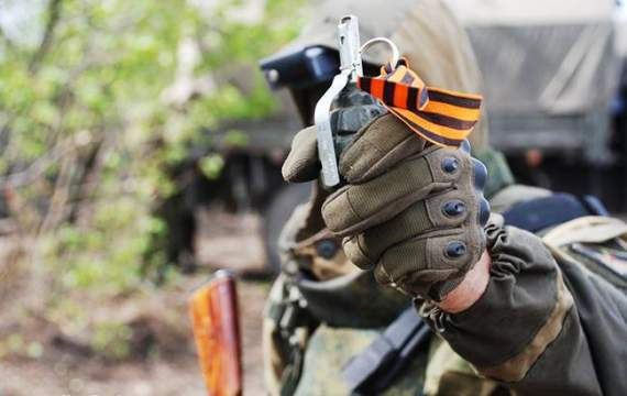 На  Донбассе ликвидированы два боевика
