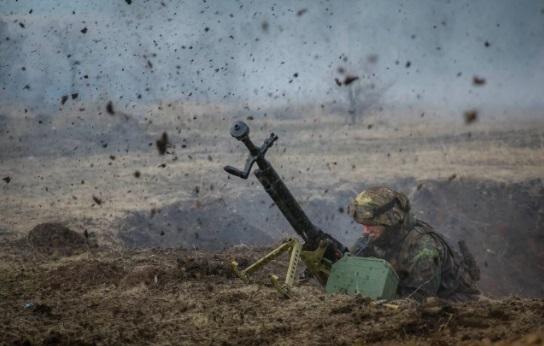 Боевики пошли в атаку под Мариуполем
