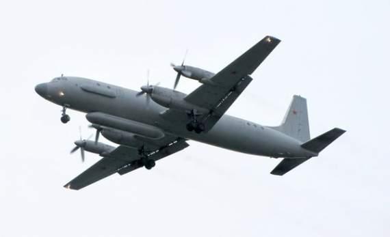 В Минобороны РФ заявили, что ИЛ-20 в Сирии сбила своя же ПВО
