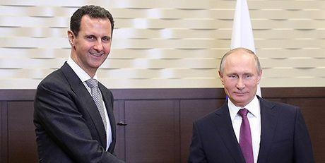 В Кремле истерика: Асад не извинился за сбитый ИЛ-20