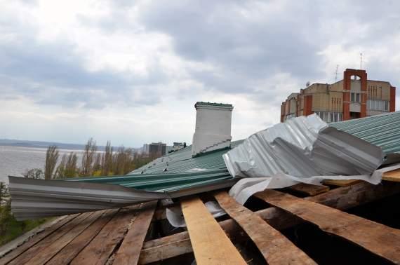 В Крыму разрешили проводить занятия в школе без крыши