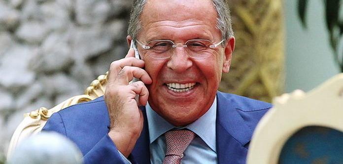 Лавров, після зустрічі з Порошенком, порівняв свій кабінет в ООН з туалетом