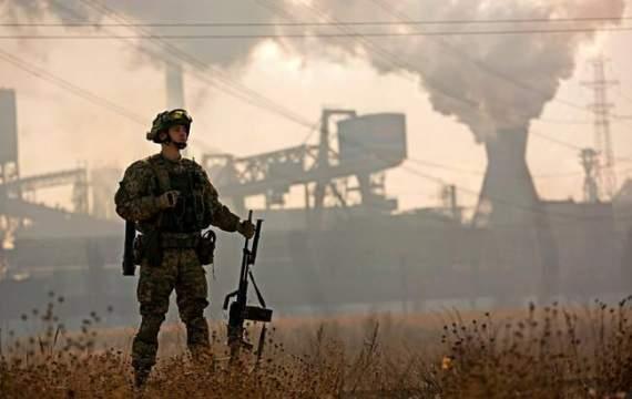 Террористы 9 раз атаковали украинские позиции в зоне ООС