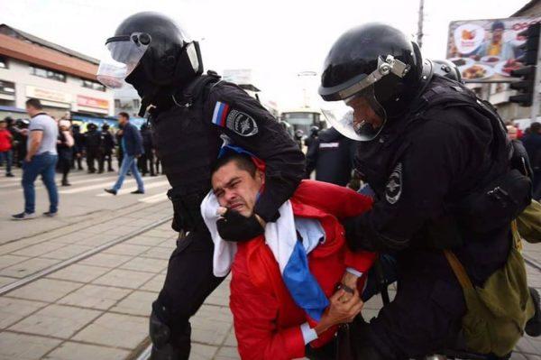 Надежды нет. Почему протесты в России обречены, — журналист
