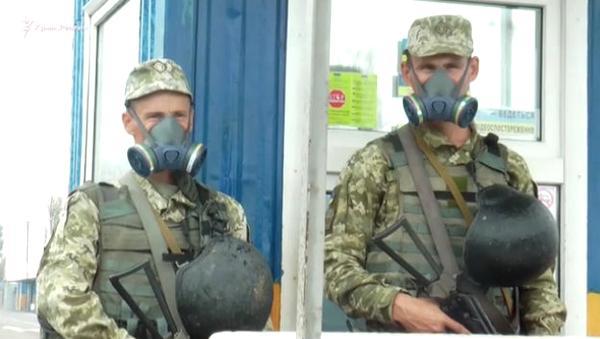 Не обстрелами едиными: на границе с Крымом оккупанты отравили уже более 60 украинских пограничников