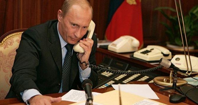 Ночью в Донецк приехала группа от Путина. Серьезные ребята… — источник в РФ сообщил приказ Путина по «ДНР»