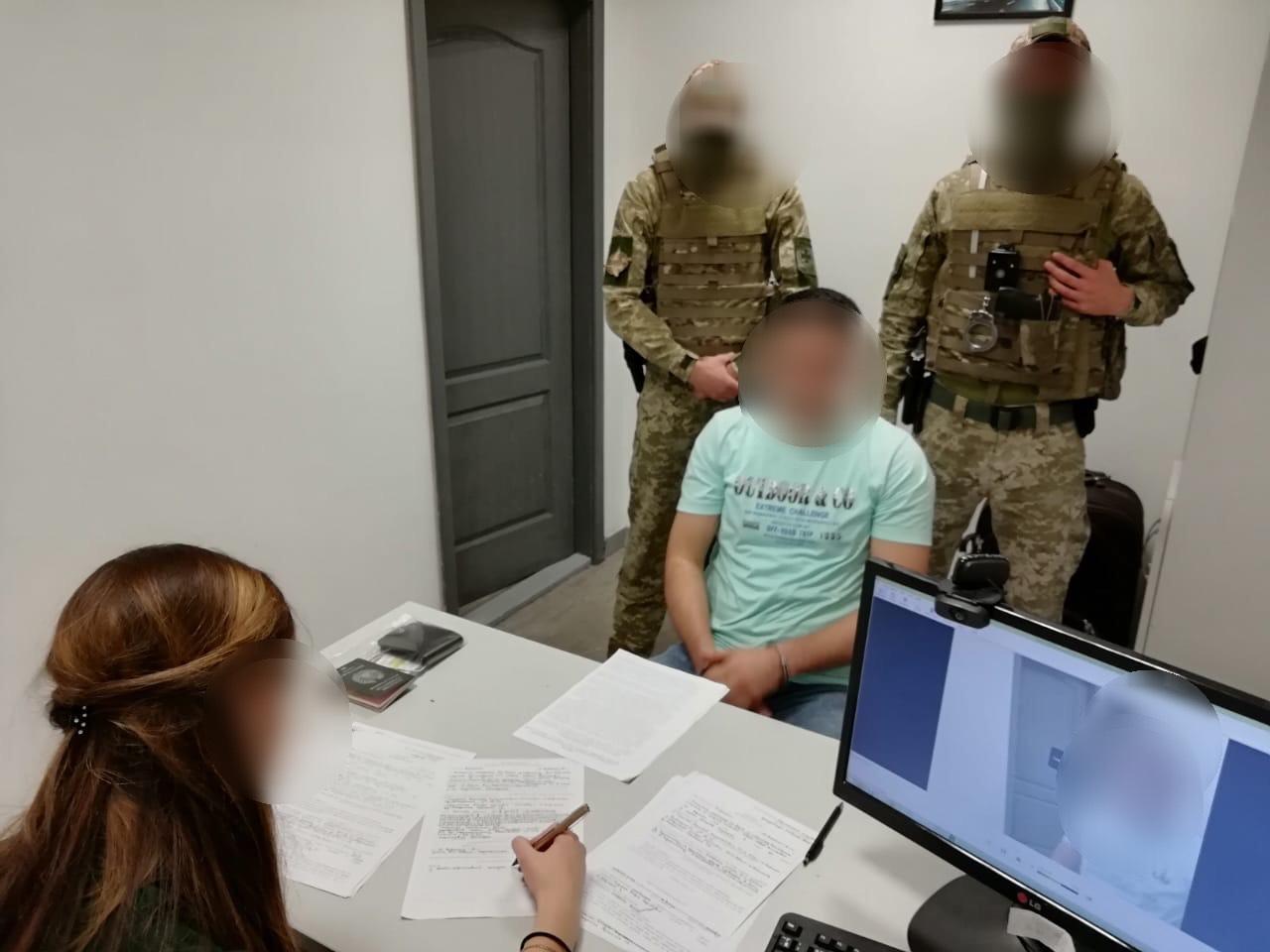Пограничники задержали боевика ИГ в аэропорту «Борисполь»