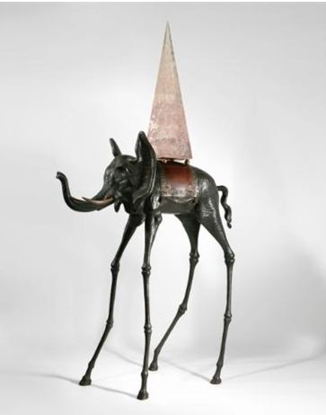 """Порошенко """"забыл"""" задекларировать скульптуру Дали за $338,5 тыс. /Документы/"""