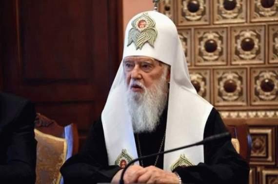 Украина даст отпор Москве в случае агрессии на предоставление автокефалии, – Филарет