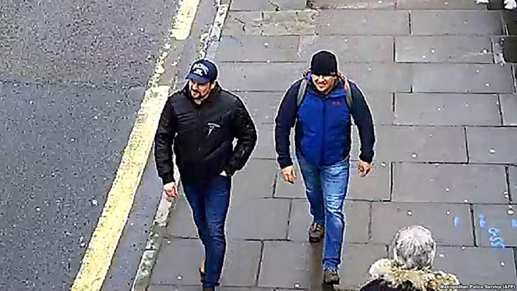 Просто заблудились: в сети появилось видео маршрута Петрова и Боширова в Солсбери