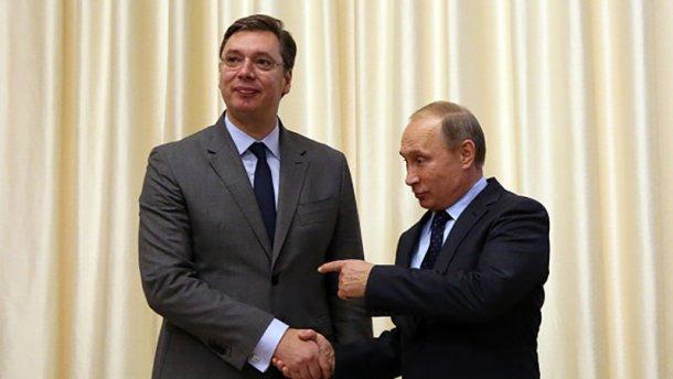 «Путин, введи войска!»: президент Сербии попросит поддержки РФ в ситуации с Косово
