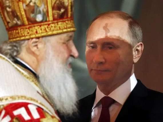 РПЦ угрожает Украине войной