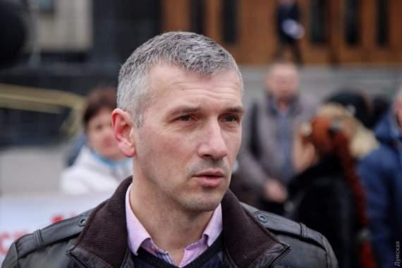 Полиция задержала нападавших на активиста Олега Михайлика