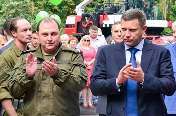 """Боевики отказываются подчиняться новому главарю """"ДНР"""""""