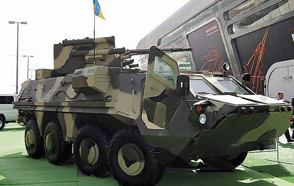 """Украинский """"Буцефал"""" готов противостоять танкам российских оккупантов. ВИДЕО"""