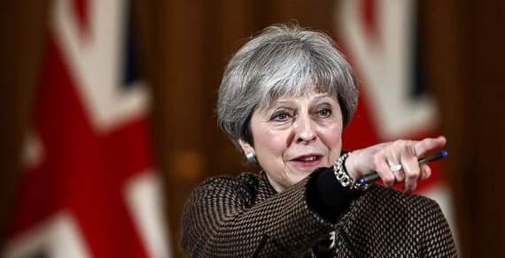"""""""Перешли все границы!"""": Премьер Великобритании разнесла путинский режим на Генассамблее ООН"""