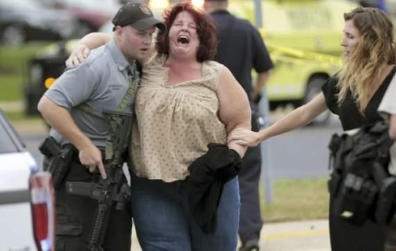 В американском городе Миддлтон произошла стрельба, есть жертвы