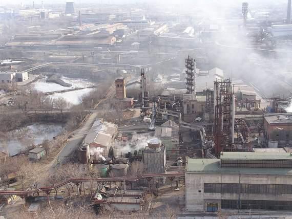 Оккупанты не смогли запустить Донецкий металлургический завод