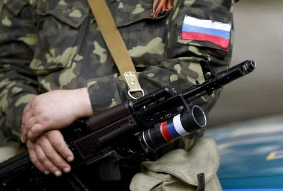 На Луганщине боевики перестреляли друг друга