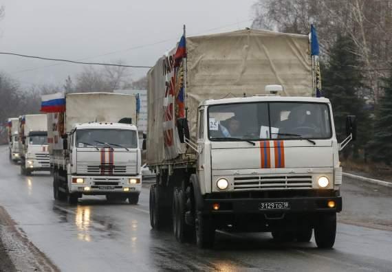 Россия направила боевикам Донбасса новое подкрепление. ФОТО