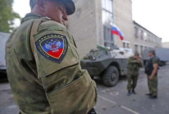 Россия согласилась начать переговоры по Донбассу