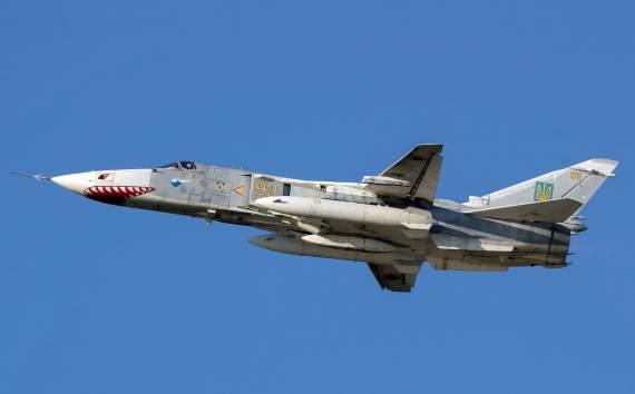 В сети показали сверхэкстремальный маневр украинского самолета. ВИДЕО