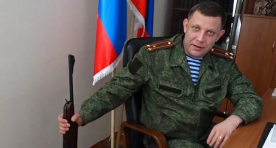 В деле ликвидации Захарченко появились новые резонансные детали