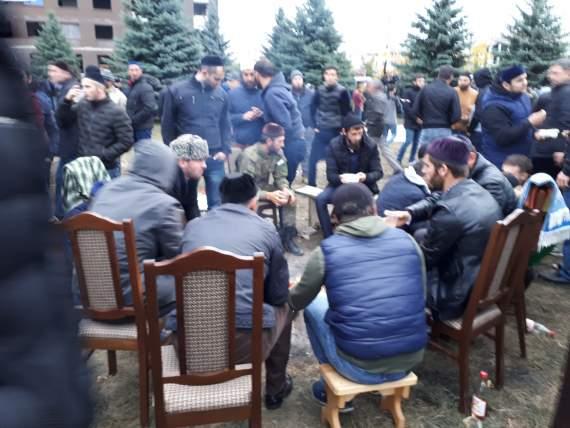 Ингушский ОМОН не пропустил колонну Росгвардии на Кавказе