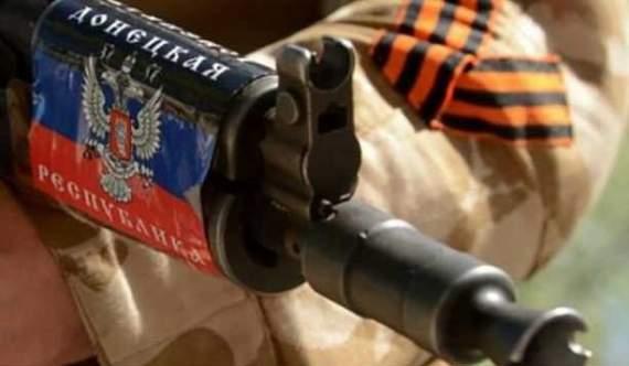 В районе Донецка идут тяжелые бои
