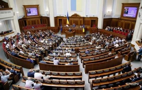 Порошенко внес в Раду законопроект об особом статусе ОРДЛО