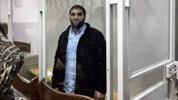 В Киеве задержали кавказца, который воевал на Донбассе