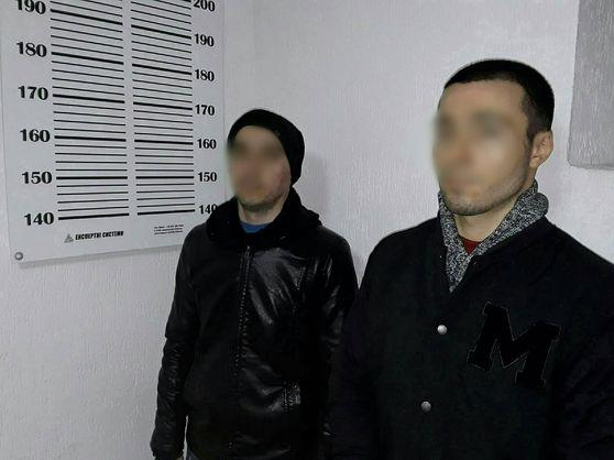 На Закарпатье пограничники поймали двоих россиян