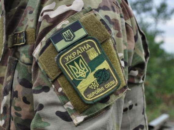 На Донбассе украинские военные обезвредили пятерых боевиков