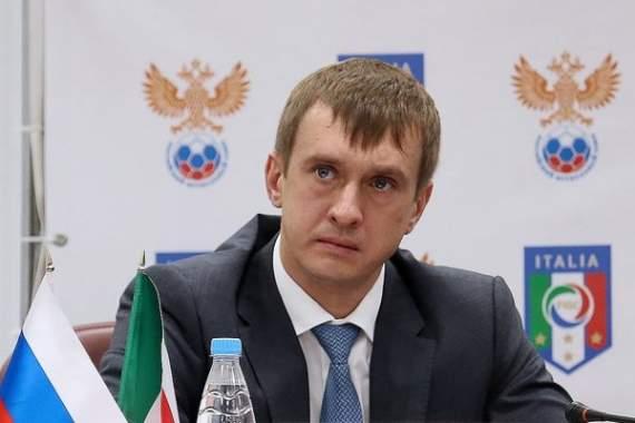 Россию собираются выгнать из ФИФА