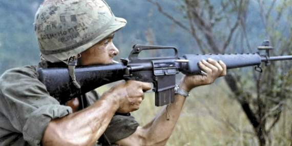 История создателя M16