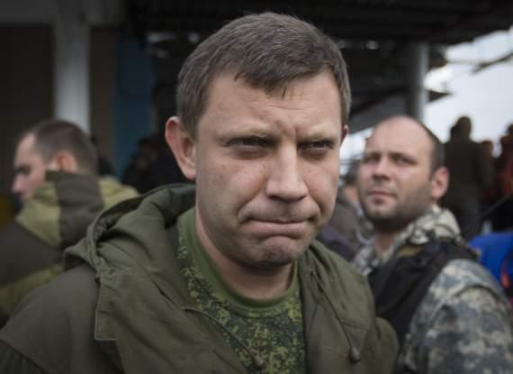 «Тратил на себя, а не на войну: в России признали, что убрали Захарченко