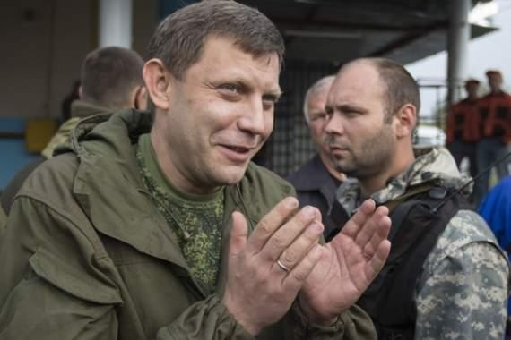 В Москве заявили, что Захарченко убили за попытку обмануть Путина