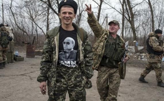 """На Донбассе боевик """"ДНР"""" изнасиловал своего """"сослуживца"""""""