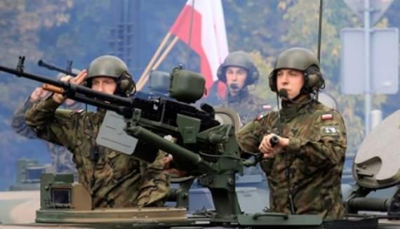 Польша увеличит количество военных на границе с РФ