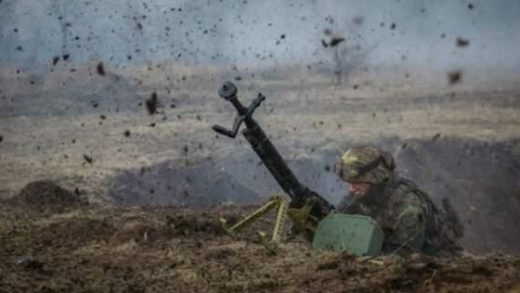 Под Мариуполем идут интенсивные бои с применением артиллерии