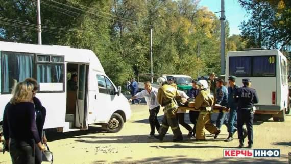 Почерк ФСБ: в сети обсуждают теракт в Керчи