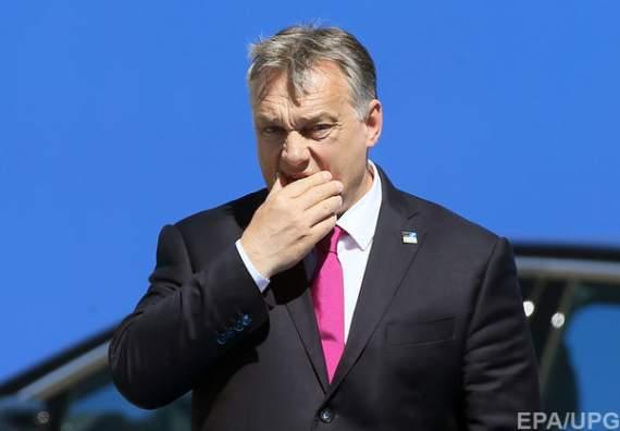 """США сказали Венгрии четко """"Нефиг шантажировать Украину"""", – Тука"""