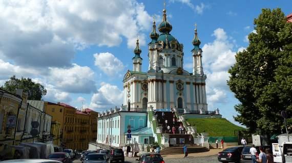 Президент пояснил, почему Андреевскую церковь передали Константинополю