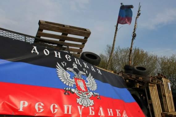 На оккупированном Донбассе пытаются контролировать перемещение гражданских