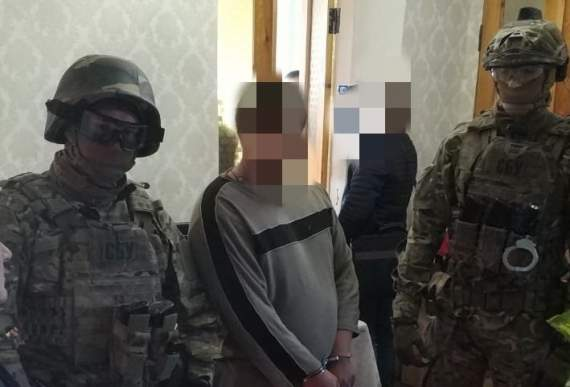 "На Кировоградщине задержан террорист ""ДНР"""