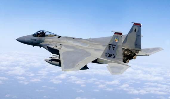 В Украину на масштабные учения десяти стран НАТО прибыли военные самолеты США