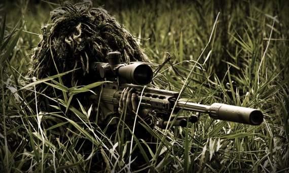 Украинские военные уничтожили снайперов, которые убили двух бойцов ВСУ на Донбассе
