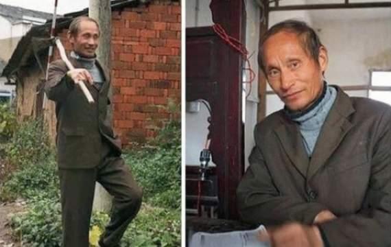 Найден еще один двойник Путина. ФОТО