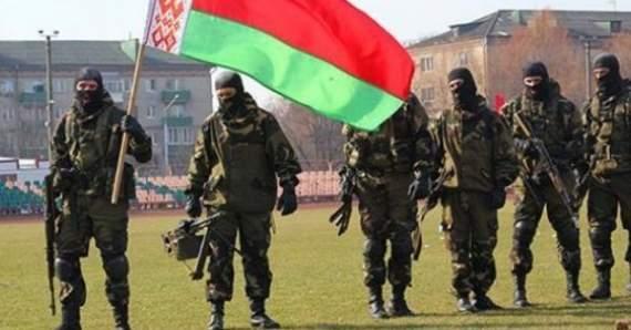 Лукашенко уже готов к «зеленым человечкам»